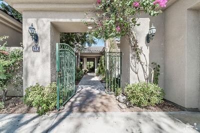 Rancho Mirage Single Family Home For Sale: 10 Trafalgar Square