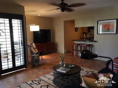 Palm Springs Condo/Townhouse For Sale: 1552 South Camino Real #233
