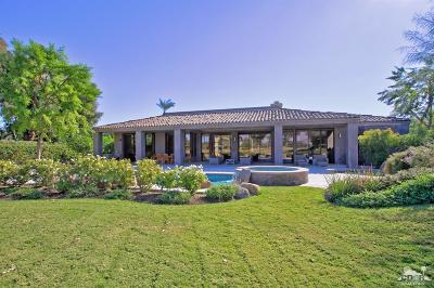 Rancho Mirage Single Family Home For Sale: 37425 Los Reyes Drive