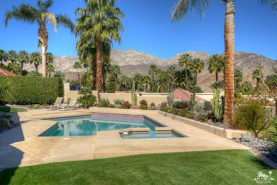 Palm Desert Single Family Home Contingent: 72570 Theodora Lane