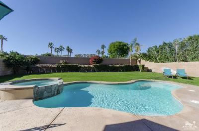 La Quinta Single Family Home For Sale: 44325 Via Coronado