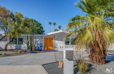 Palm Desert Single Family Home For Sale: 74382 Parosella Street
