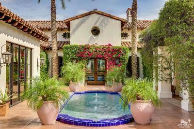 La Quinta Single Family Home For Sale: 53225 Troon Trail