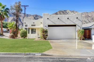 La Quinta Single Family Home For Sale: 53745 Avenida Carranza