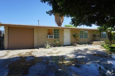 Indio Single Family Home For Sale: 83131 Tourmaline Avenue