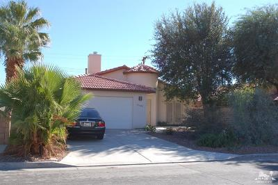 La Quinta Single Family Home For Sale: 51440 Calle Jacumba