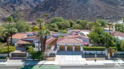 La Quinta Single Family Home For Sale: 54038 Avenida Bermudas
