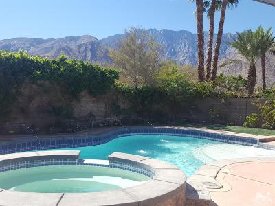 Palm Springs CA Single Family Home For Sale: $449,000