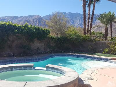 Palm Springs Single Family Home For Sale: 805 Ventana Ridge