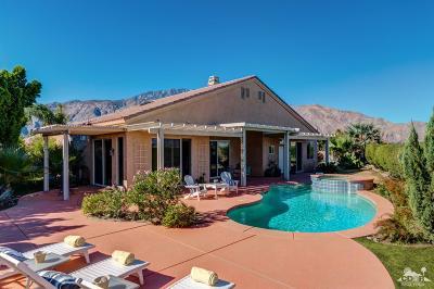 Palm Springs Single Family Home For Sale: 1140 East Via San Dimas Road