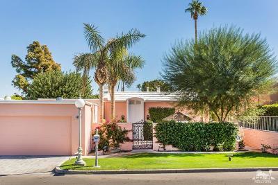 Palm Desert Condo/Townhouse Sold: 46800 Amir Drive
