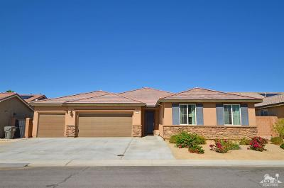 Indio Single Family Home For Sale: 84446 Rodine Avenue