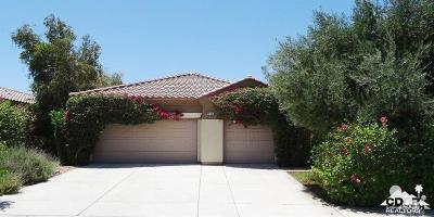 Indio Single Family Home For Sale: 42045 Hideaway Street