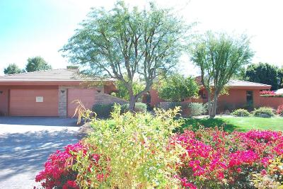La Quinta Single Family Home For Sale: 50455 Via Puente