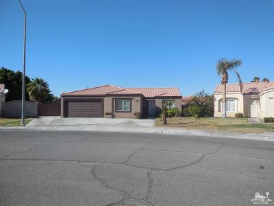 Indio Single Family Home For Sale: 82310 Painted Canyon Avenue