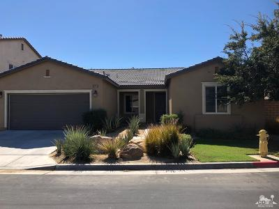 Indio Single Family Home For Sale: 82543 Grass Flat Lane