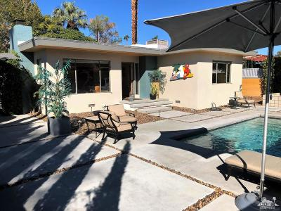 Palm Springs Single Family Home For Sale: 767 North Calle Rolph