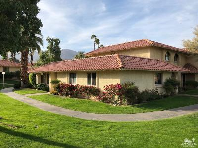 Palm Desert CA Condo/Townhouse For Sale: $315,000