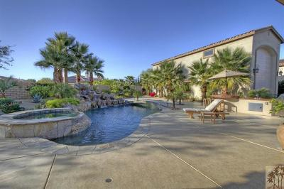 Palm Desert, Indio, Indian Wells, Rancho Mirage, La Quinta, Bermuda Dunes Single Family Home For Sale: 78654 Sophia Circle