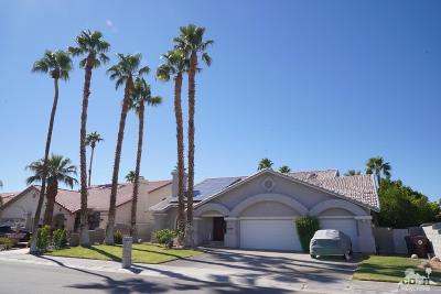 Cathedral City Single Family Home For Sale: 28241 Avenida La Vista