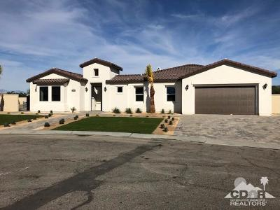 Indio Single Family Home Contingent: 81100 Piedmont Drive