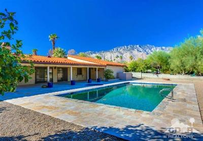 Palm Springs CA Single Family Home For Sale: $670,000