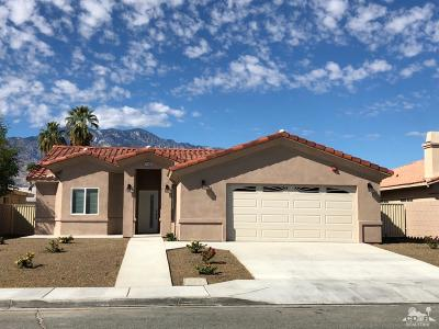 Cathedral City Single Family Home For Sale: 31405 Avenida Juarez