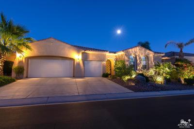 Indio Single Family Home For Sale: 40422 Camino El Destino