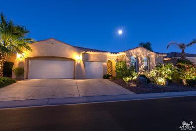 Indio Single Family Home For Sale: 40422 Camino El Destino