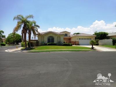 Rancho Mirage Single Family Home For Sale: 51 Killian Way