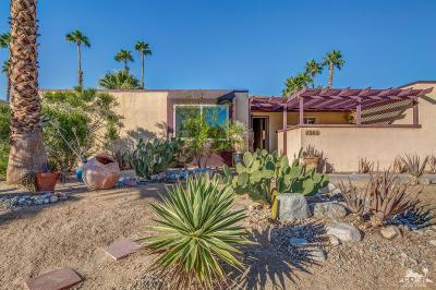 Palm Springs CA Single Family Home For Sale: $350,000