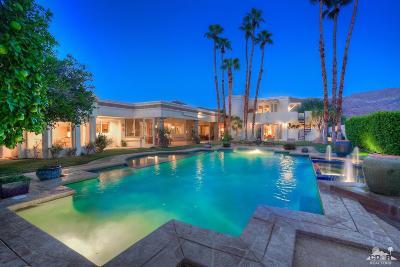 Palm Springs Single Family Home For Sale: 38490 Via Roberta