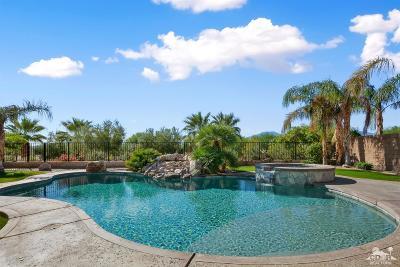 Indio Single Family Home For Sale: 82 Padova Drive