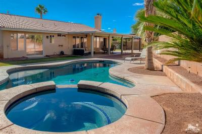 Cathedral City Single Family Home For Sale: 30645 Bay Hill Court