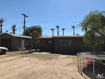 Indio Single Family Home For Sale: 82369 Valencia Avenue