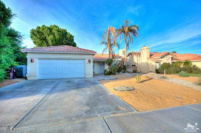 Cathedral City Single Family Home For Sale: 69682 Willow Lane
