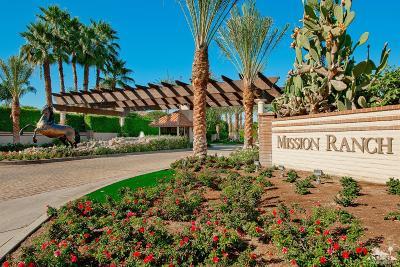 Mission Ranch Single Family Home For Sale: 40563 Desert Creek Lane