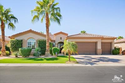 La Quinta Single Family Home Sold: 52313 Whispering Way