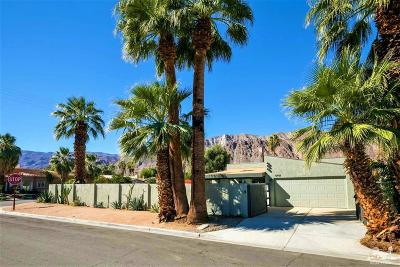 La Quinta Single Family Home Sold: 51455 Avenida Herrera
