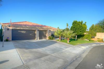 Single Family Home Sold: 78354 Calico Glen Drive