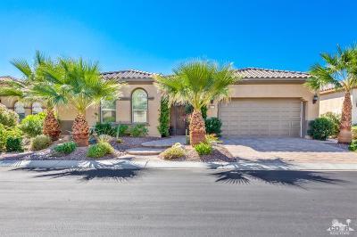 Sun City Shadow Hills Single Family Home Contingent: 81573 Corte Valdemoro