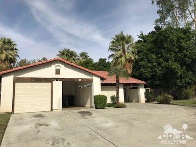 Palm Desert Multi Family Home For Sale: 43342 Callaway Court