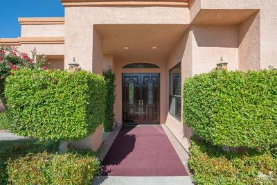 Rancho Mirage Single Family Home For Sale: 30 Del Rey