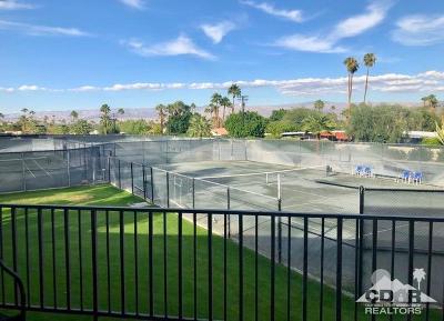Palm Desert Condo/Townhouse Sold: 73850 Fairway Drive #238