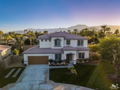 Palm Desert, Indio, Indian Wells, Rancho Mirage, La Quinta, Bermuda Dunes Single Family Home For Sale: 80771 Megan Court
