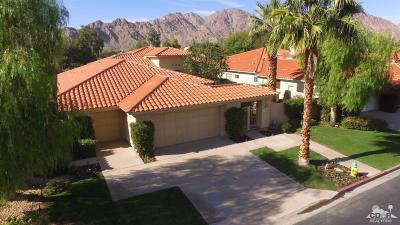 La Quinta CA Single Family Home For Sale: $825,000