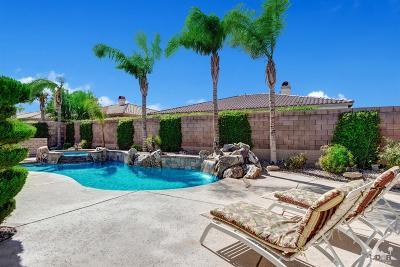 La Quinta Single Family Home For Sale: 44845 Via Rosa