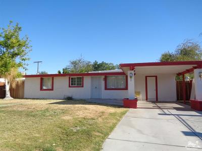 Cathedral City Single Family Home For Sale: 67218 Mission Drive