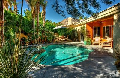 Lake La Quinta Single Family Home For Sale: 78955 Via Florence