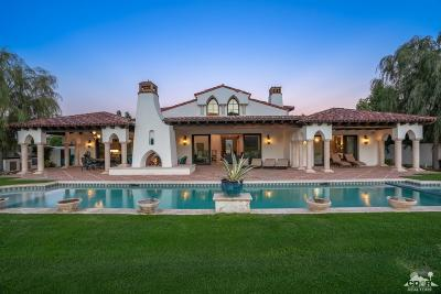 La Quinta Single Family Home Sold: 53533 Via Pisa